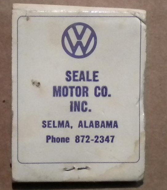 Thesamba Com Seale Motor Co Inc Selma Alabama