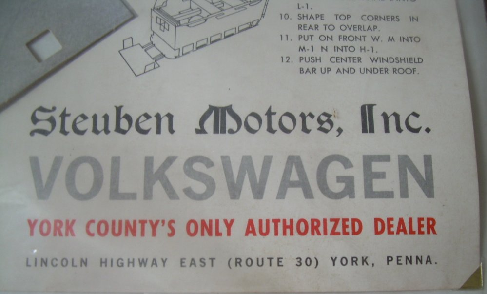 Steuben Motors York Pennsylvania