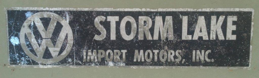 Thesamba Com Storm Lake Import Motors Storm Lake Iowa