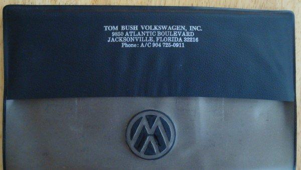 TheSamba.com :: Tom Bush Volkswagen, Inc. - Jacksonville Florida