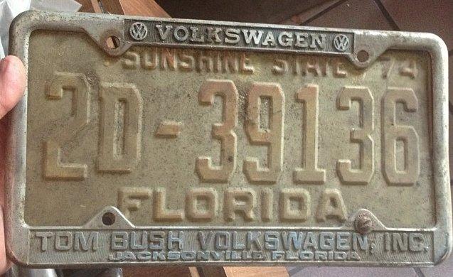 Tom Bush Vw >> Thesamba Com Tom Bush Volkswagen Inc Jacksonville Florida