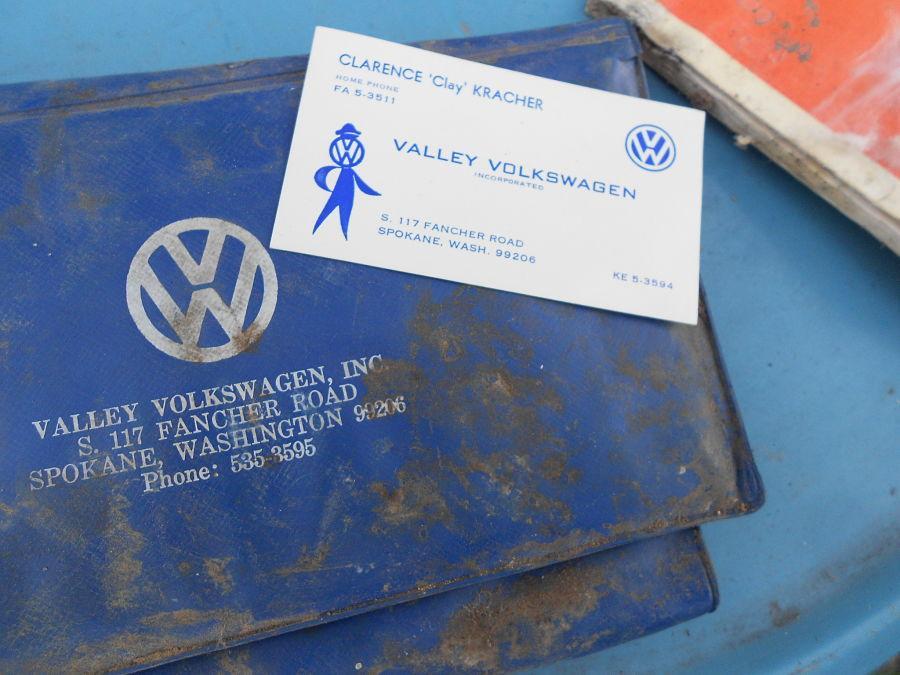 Thesamba valley volkswagen spokane washington folder and business card colourmoves