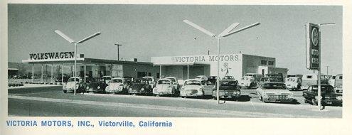 Victoria Motors Victorville California