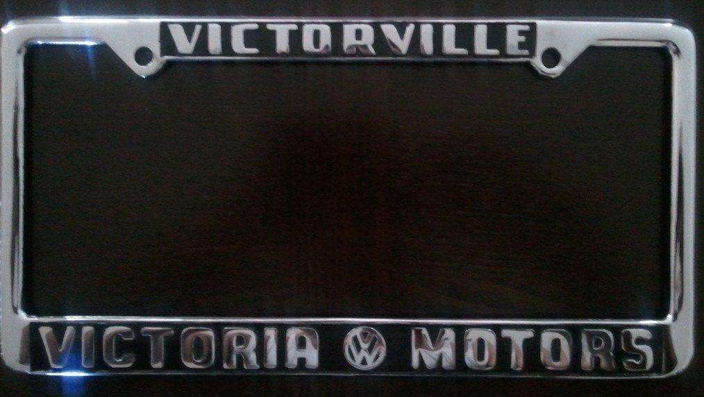Thesamba Com Victoria Motors Victorville California