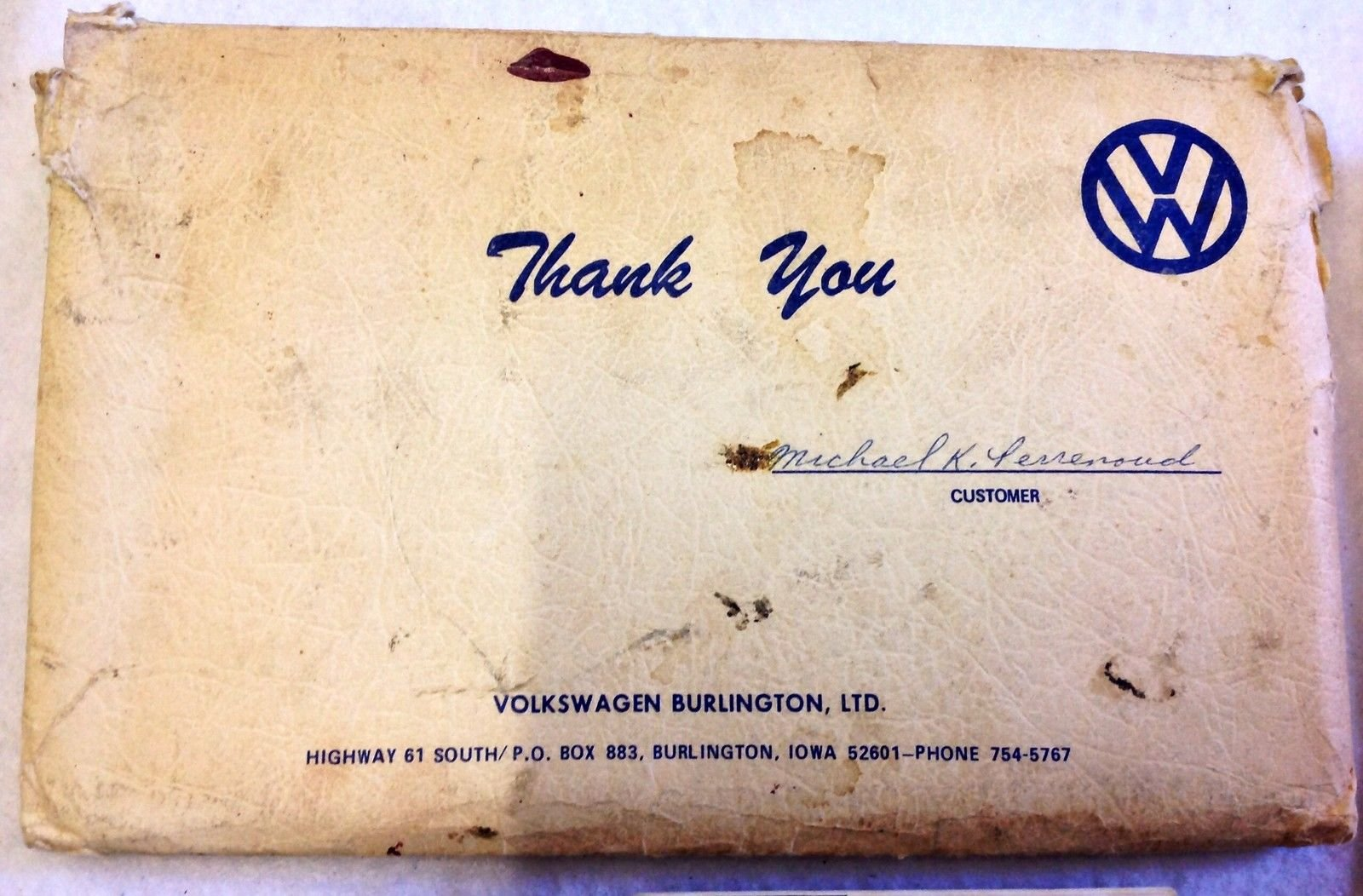 Thesamba Com Volkswagen Burlington Ltd Burlington Iowa