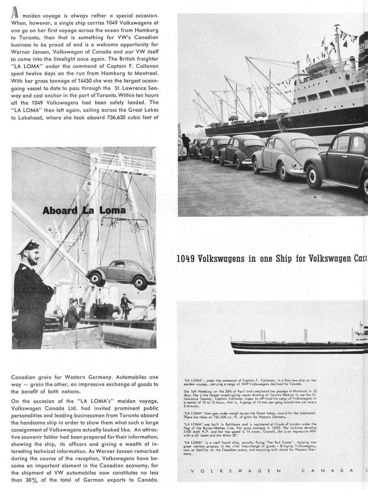 TheSamba com :: Volkswagen Canada, Ltd  - Toronto, Ontario