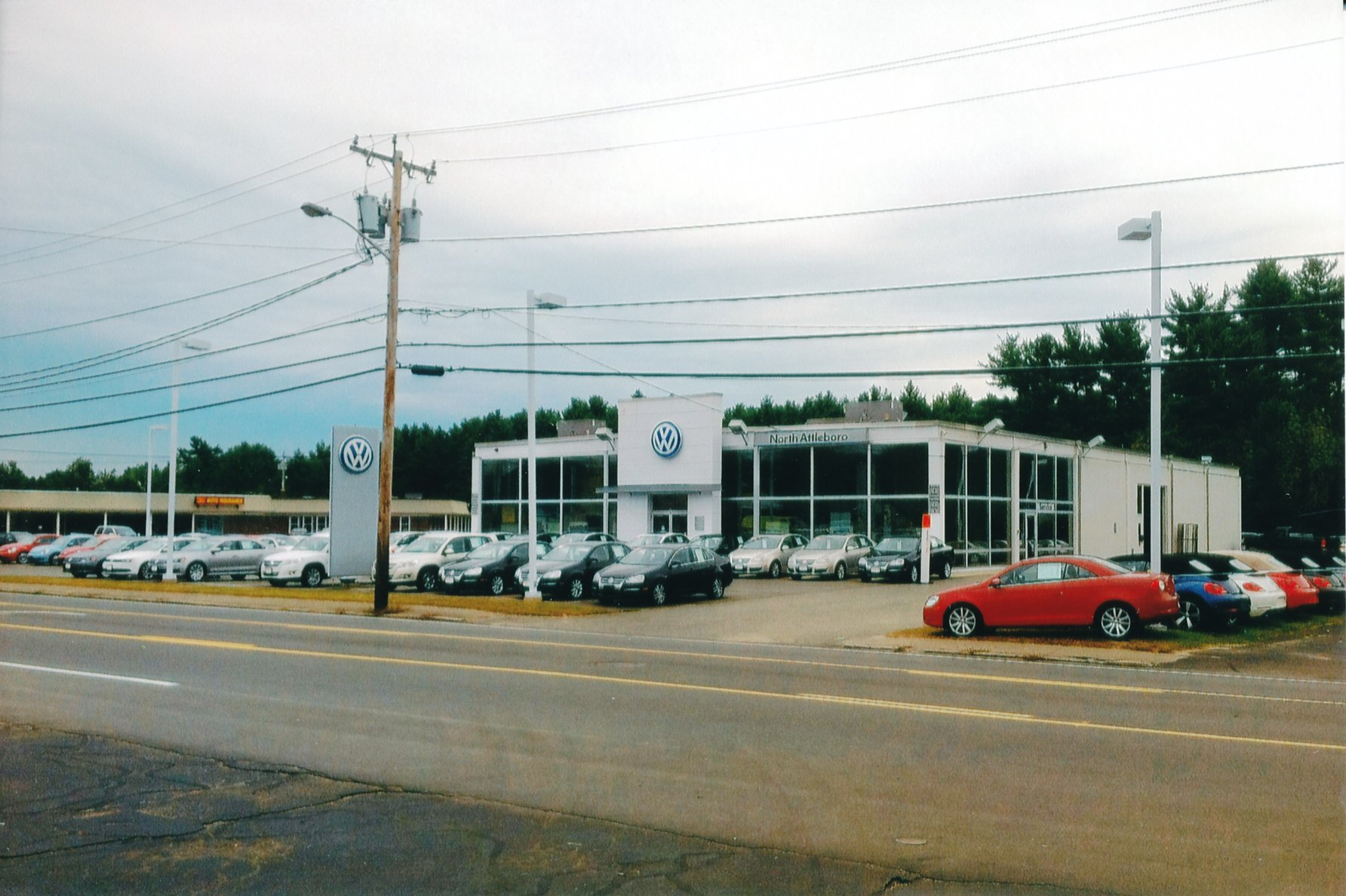 TheSamba.com :: Volkswagen of North Attleboro - North Attleboro, Massachusetts