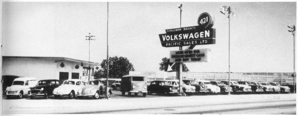 Thesamba Com Volkswagen Pacific Sales Ltd Vancounver British Columbia