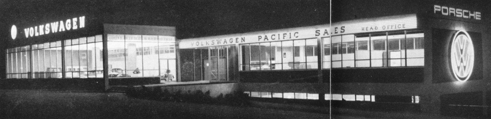 Thesamba Com Volkswagen Pacific Sales Ltd