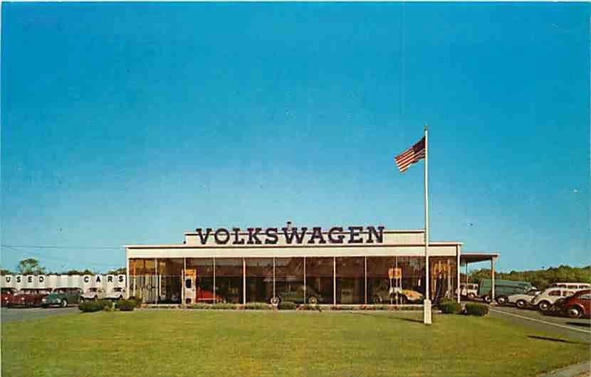 Thesamba Com Walker Volkswagen Inc Falmouth