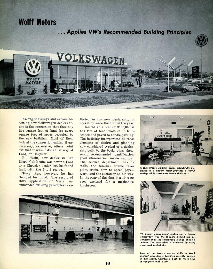 Thesamba Com Wolff Motors San Diego California