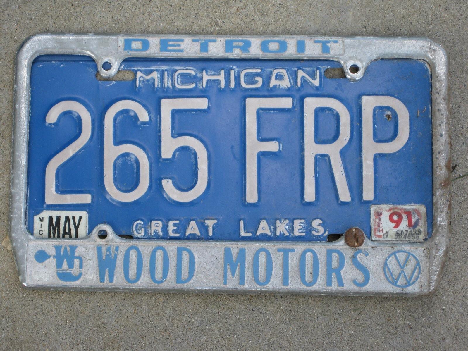 Thesamba Com Wood Motors Inc Detroit Michigan
