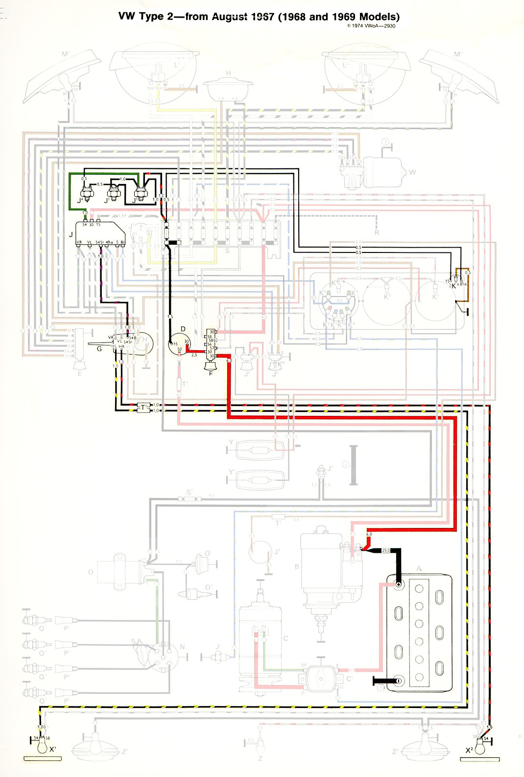 Wiring Diagram In Addition Universal Gauge Wiring Harness On 1959