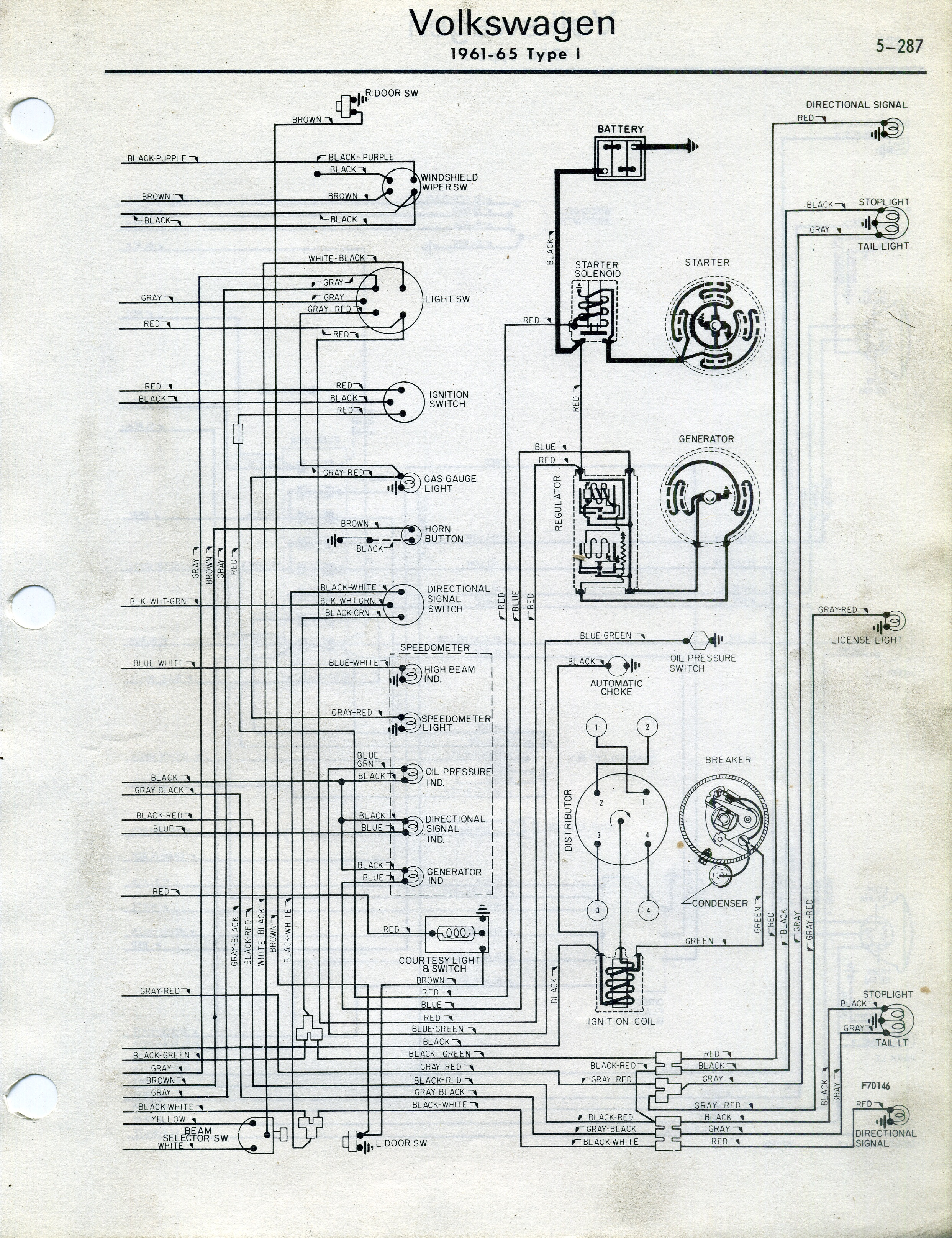 TheSamba.com :: Type 1 Wiring Diagrams on 67 camaro wiring schematic, mini cooper wiring schematic, mustang wiring schematic, porsche wiring schematic, ford wiring schematic, corvette wiring schematic, vw dune buggy wiring schematic, honda wiring schematic, nissan wiring schematic,
