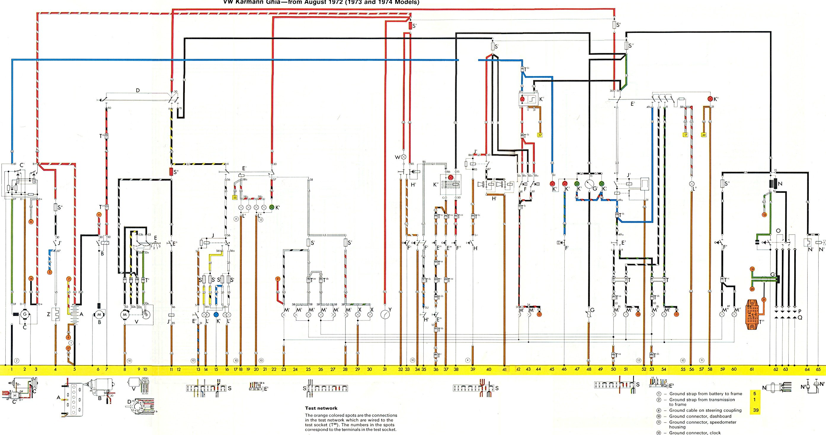 73 74ghia thesamba com karmann ghia wiring diagrams 1973 vw wiring diagram at pacquiaovsvargaslive.co