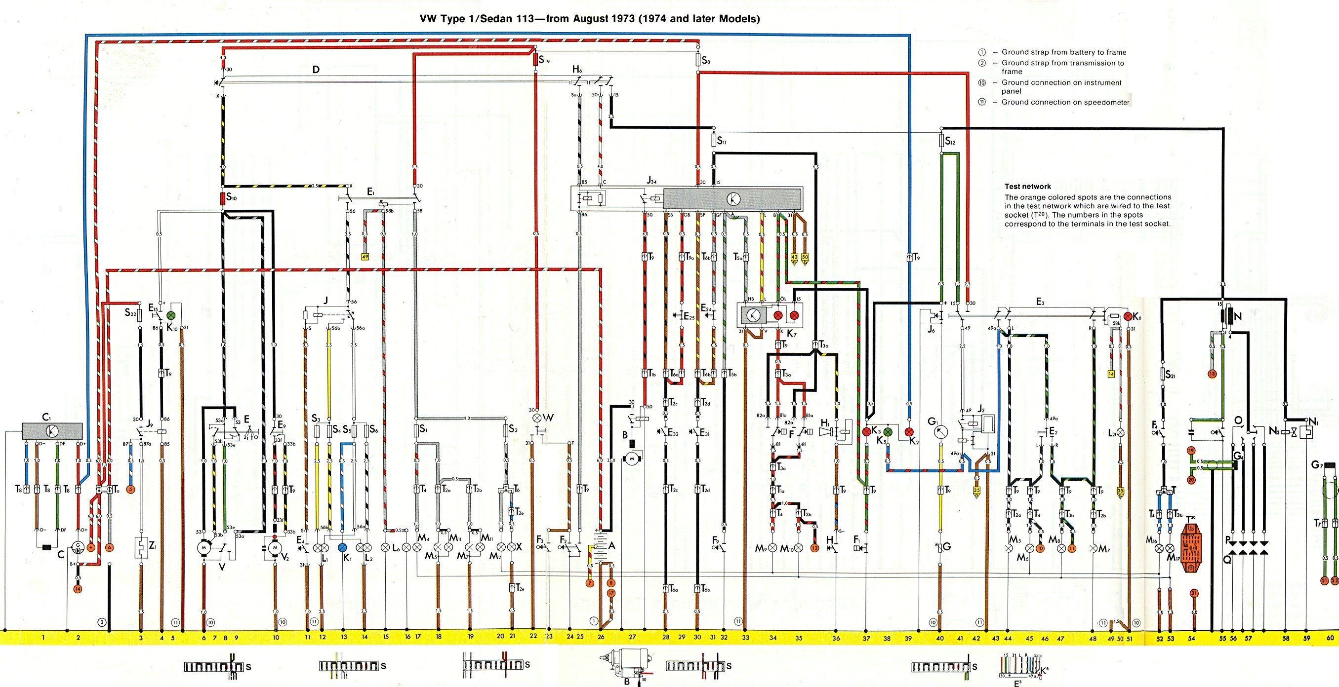 Schemas Electriques 74 International Wiring Diagram