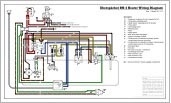 1972 vw thing wiring diagram 1972 vw bug wiring diagram lighting thesamba.com :: vw thing wiring diagrams