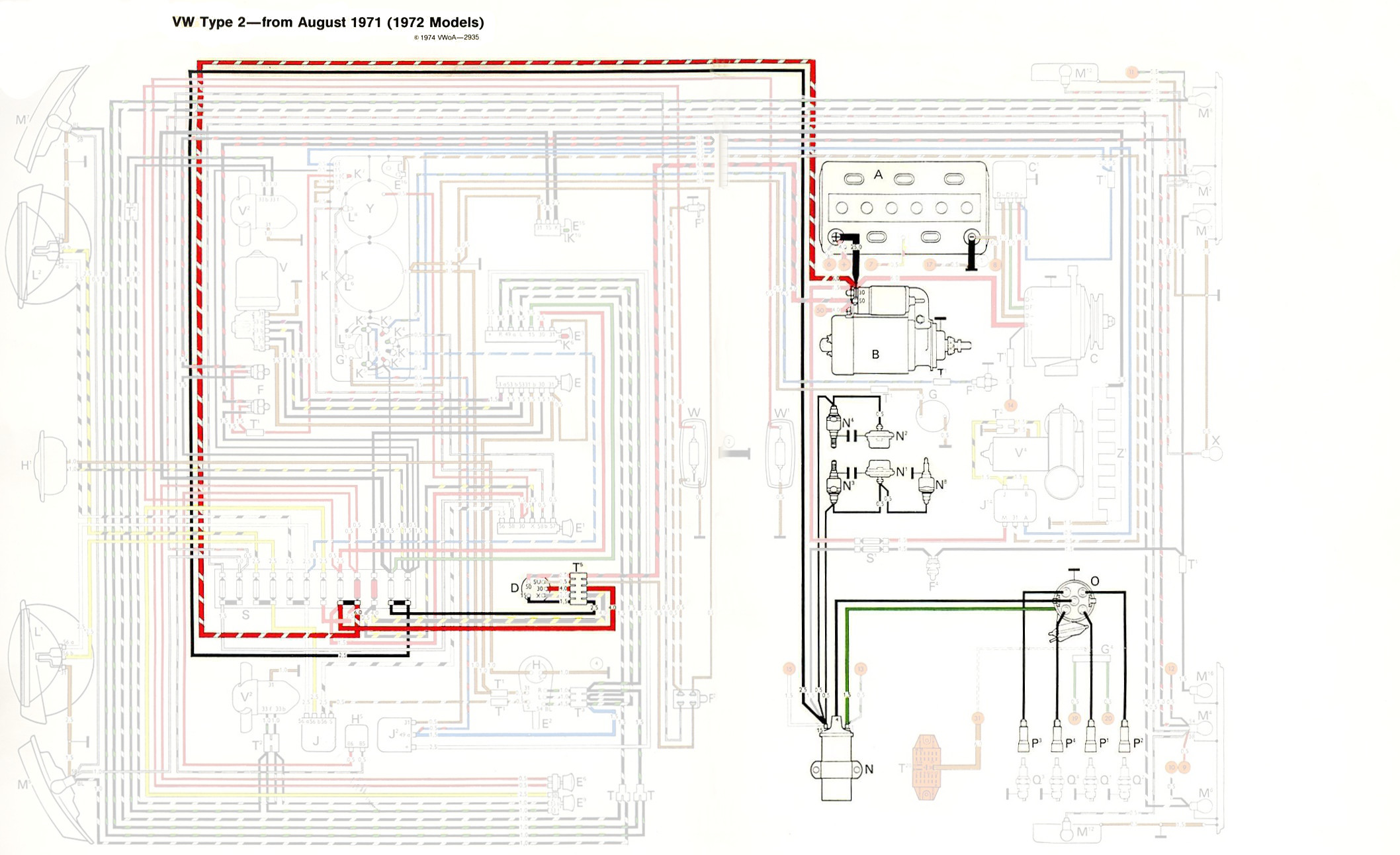 Bay Window Bus View Topic Help With Electrical 1971 Amc Gremlin Wiring Diagram Image May Have Been Reduced In Size Click To Fullscreen