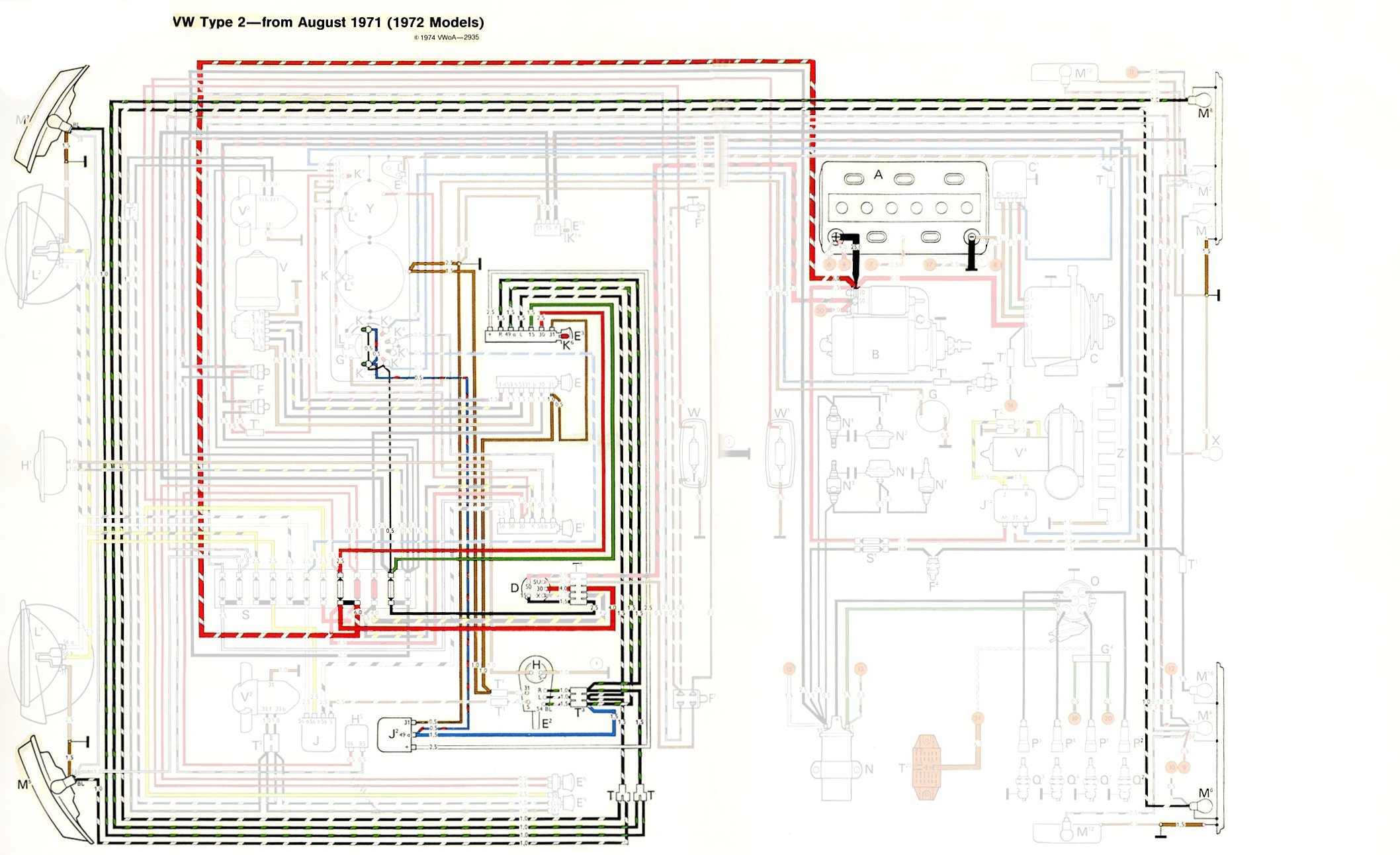 1972 Chevy Turn Signal Wiring Schematic Diagrams Corvette Interior Light Diagram Get Free Basic Ford
