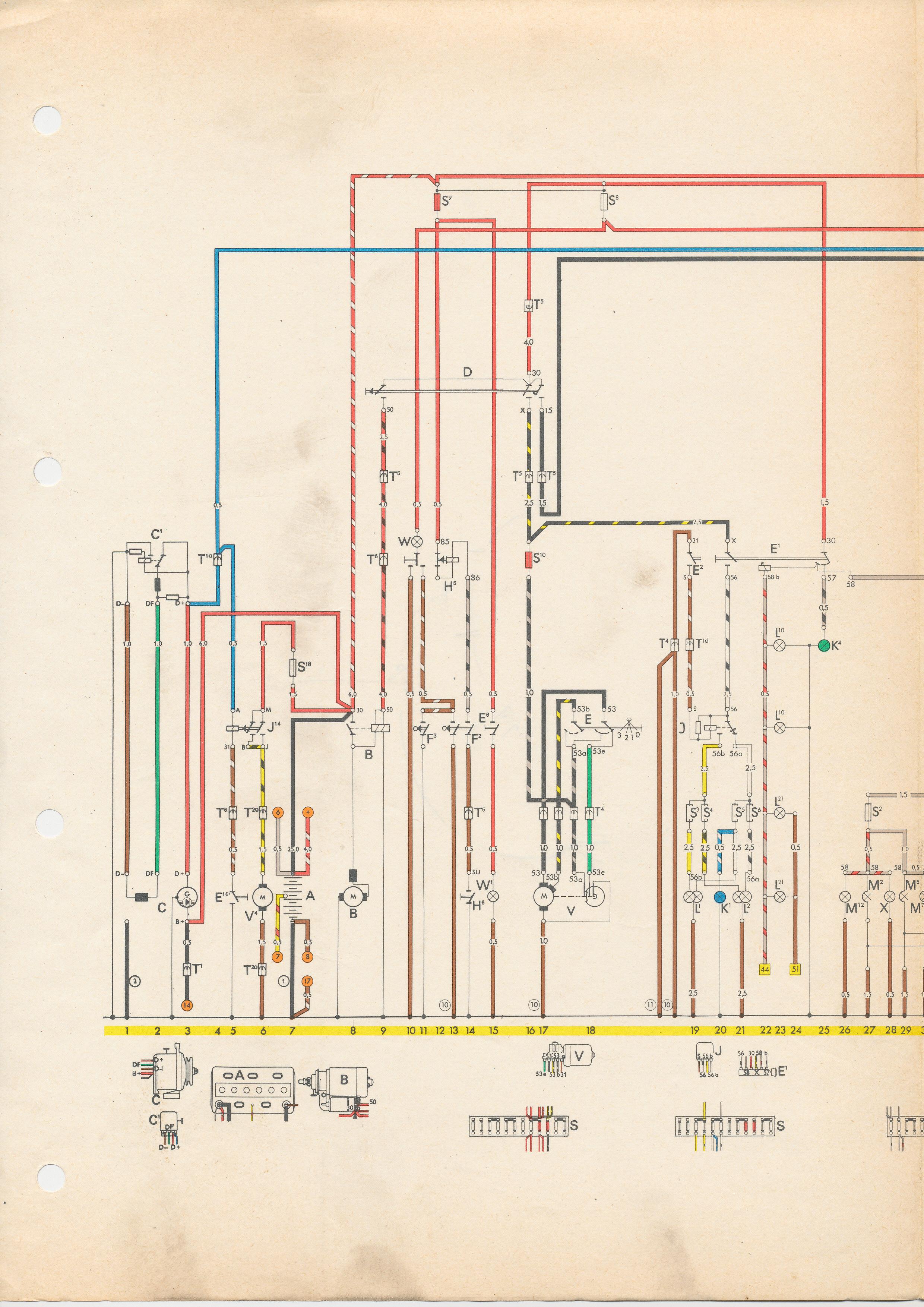 Snap Vanagon Headlight Wiring Diagram Get Free Image About Subaru Conversion Diagrams 1980