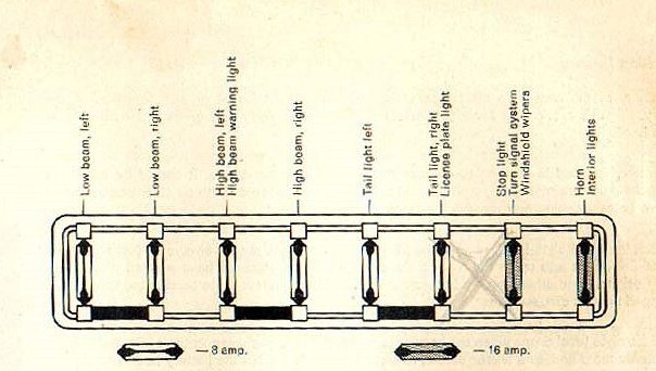 com type wiring diagrams 1967 usa headlight schematic highlight