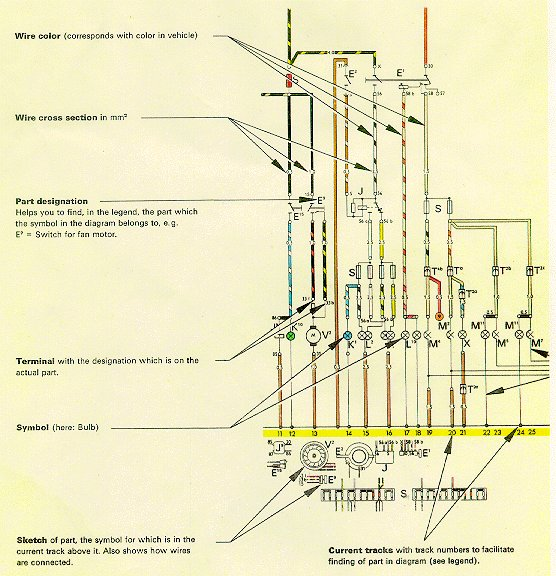 thesamba com vw thing wiring diagrams 1974 VW Thing Wiring-Diagram and vw thing wiring diagram #25 at Volkswagen Thing Wiring Harness