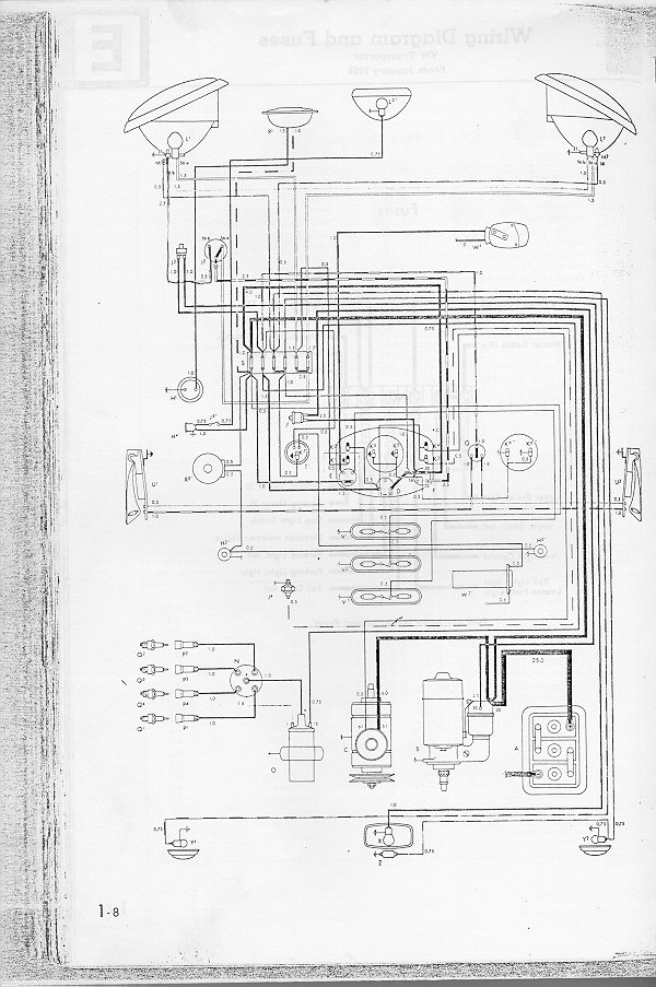 TheSamba.com :: VW Archives - Type 2 wiring diagrams