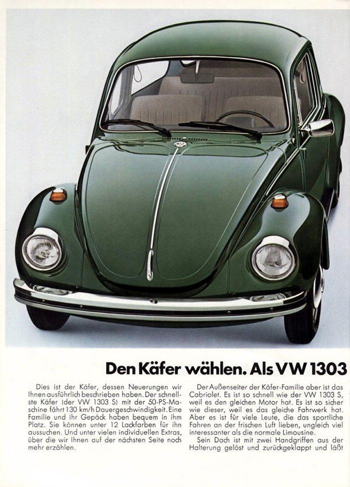TheSamba.com :: VW Archives - 1973 Super Beetle Brochure