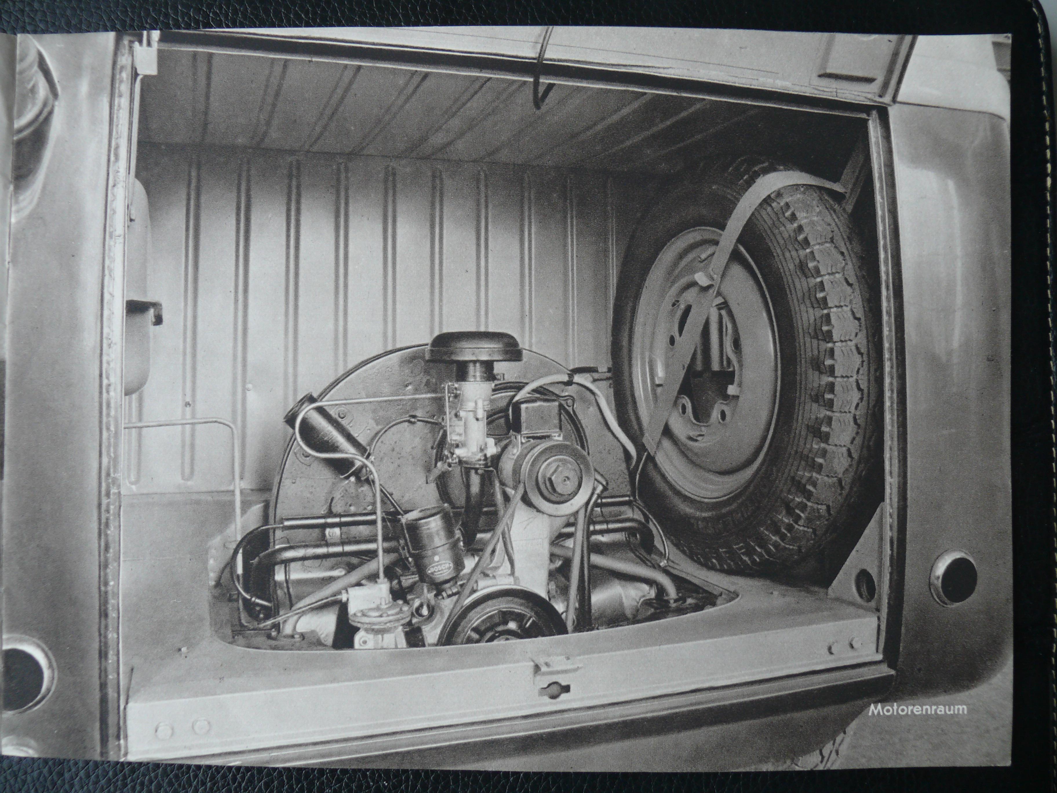 Thesamba Com Vw Archives 1950 Bus Vw Lieferwagen