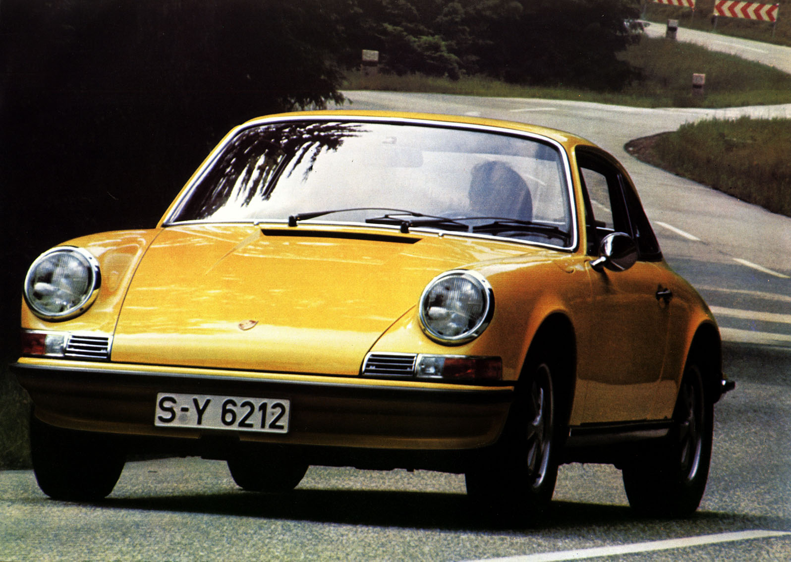 1972 Porsche 911s Related Infomation Specifications