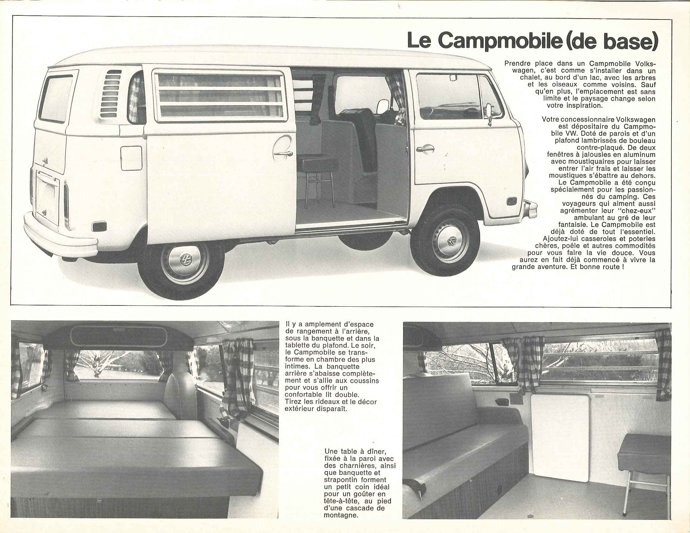 Double Rideaux Style Chalet thesamba :: vw archives - 1973 bus basic campmobile