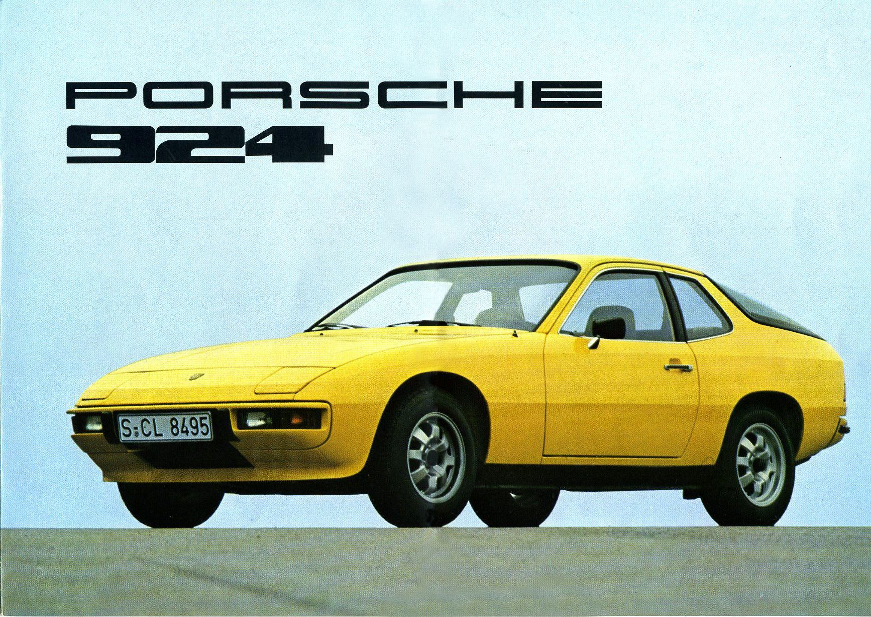 vw archives 1975 porsche 924 brochure. Black Bedroom Furniture Sets. Home Design Ideas