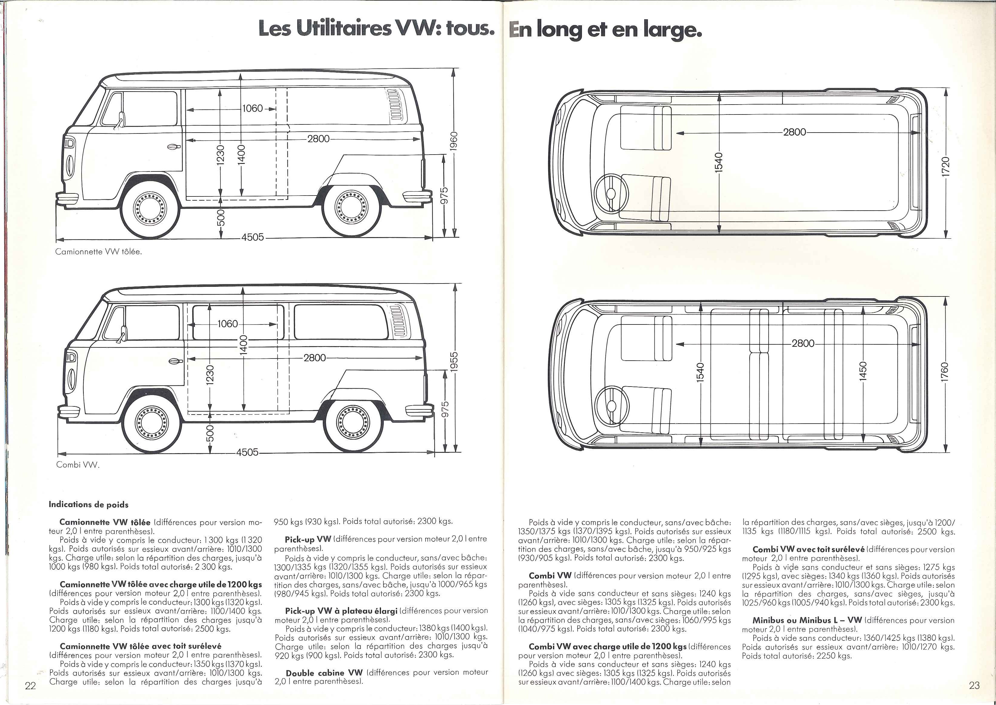 Vw Archives 1977 Commercial Buses French 72 Karmann Ghia Wiring Diagram