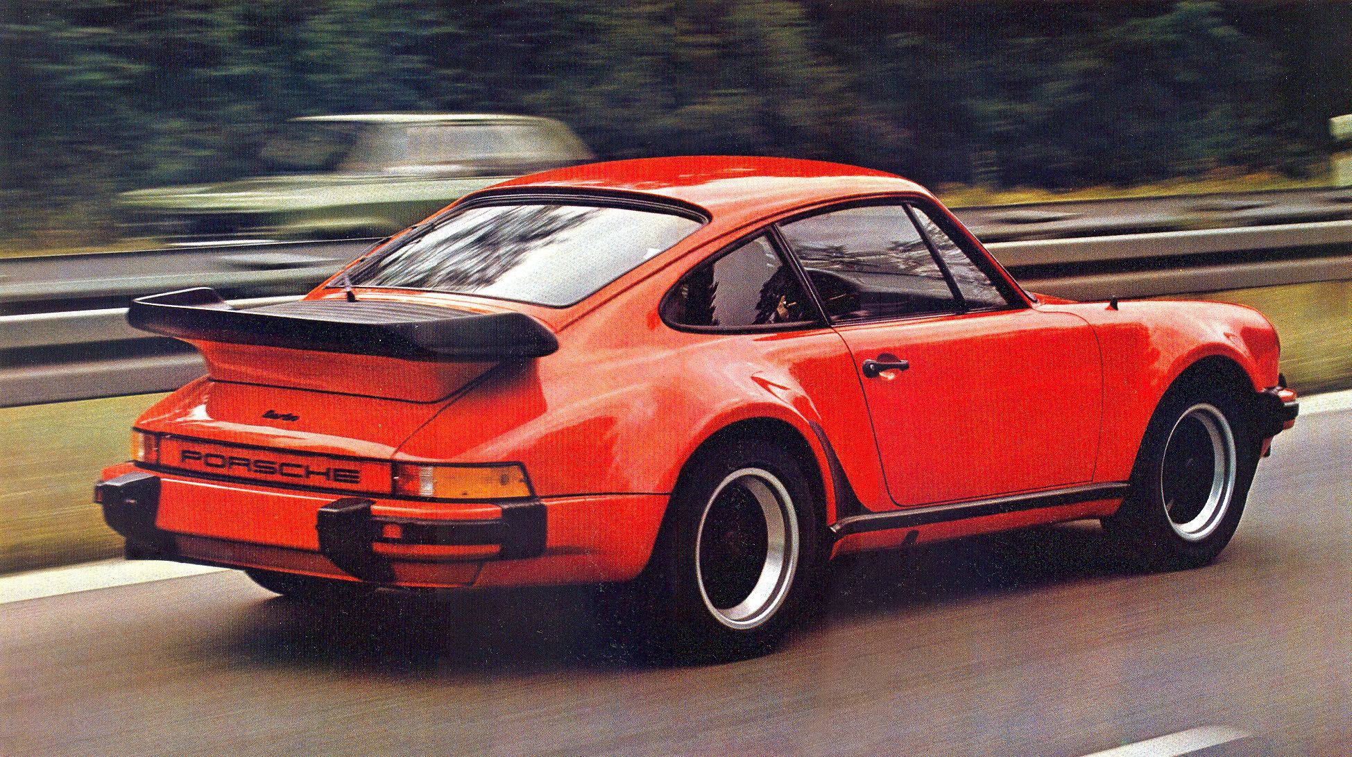 Thesamba Com Vw Archives 1978 Porsche 911sc Brochure