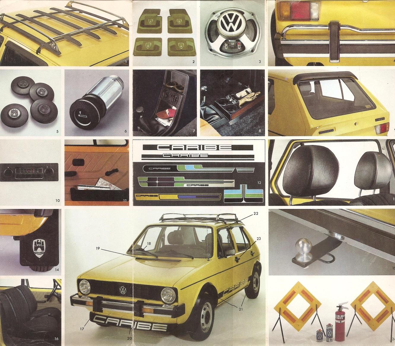 Thesamba Com    Vw Archives - 1979 Vw Rabbit Accessories