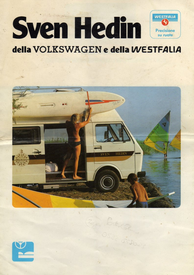 Thesamba Com Vw Archives 1984 Sven Hedin Westfalia