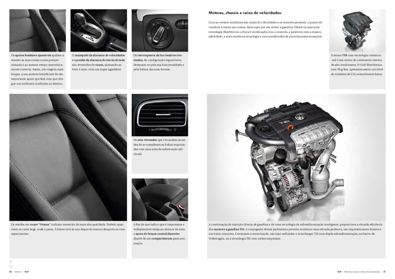TheSamba com :: VW Archives - 2011 VW Golf Sales Brochure