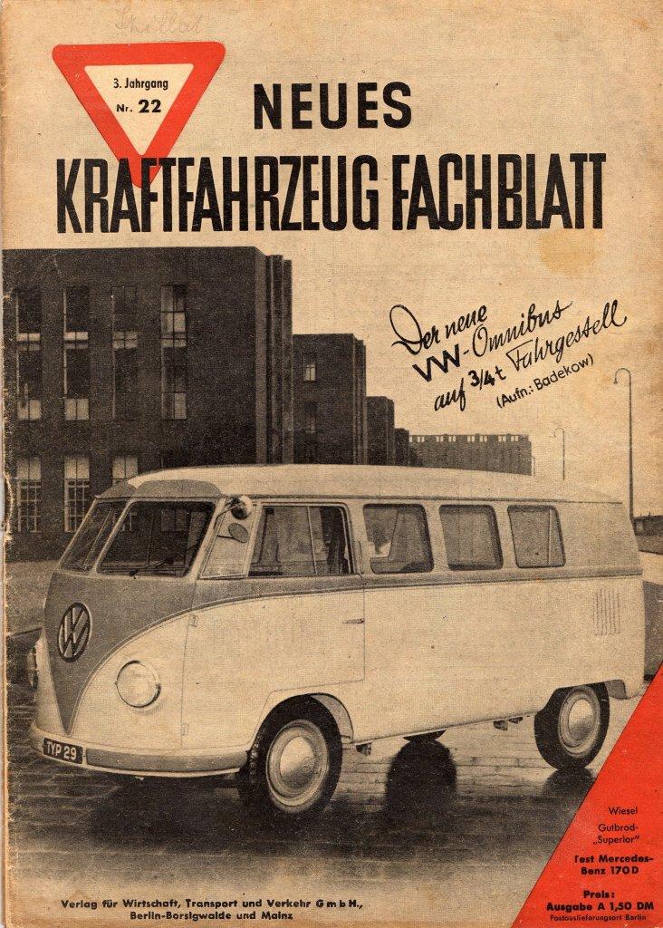 TheSamba.com :: Split Bus - Barndoor - View topic - The Prototypes
