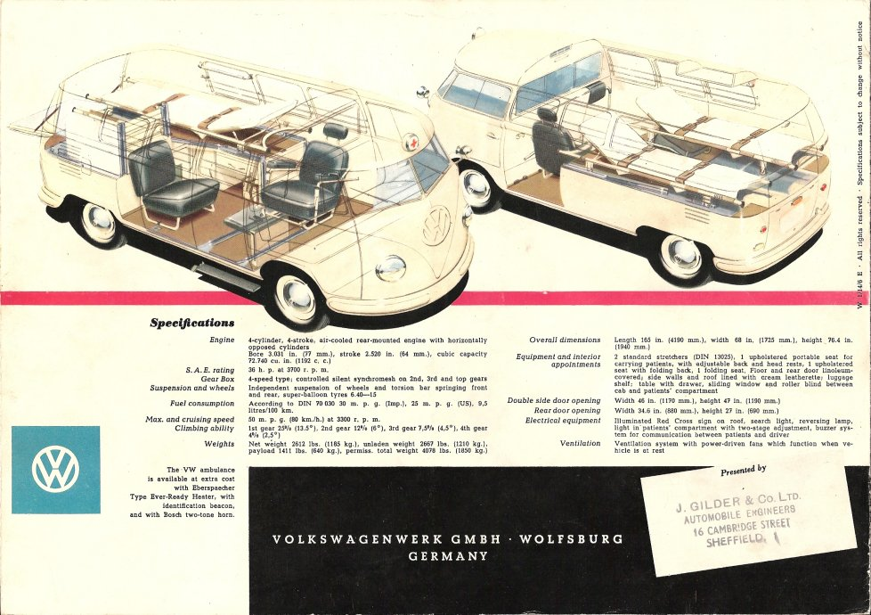 vw afficher le sujet recherche dessin combi t2 ambulance. Black Bedroom Furniture Sets. Home Design Ideas