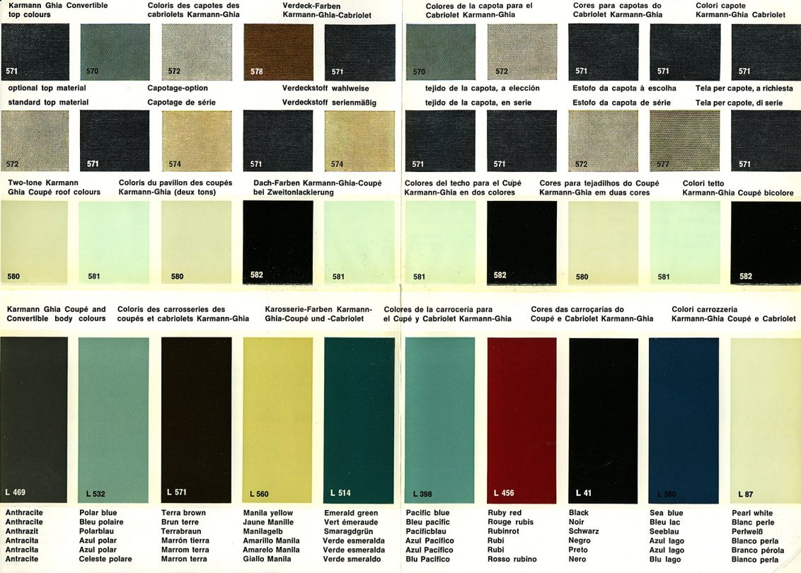 G Paint Colors
