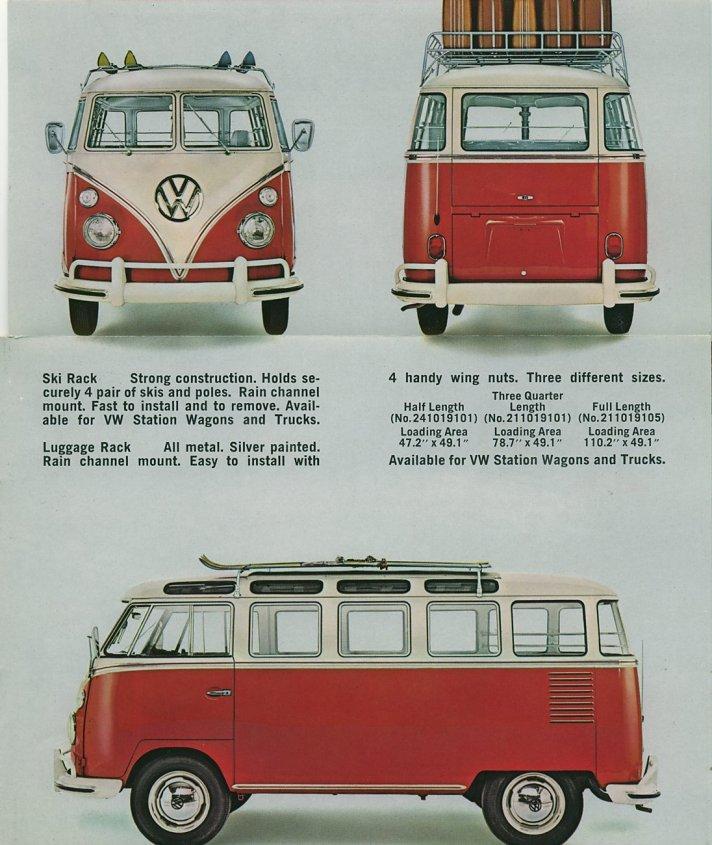 TheSamba.com :: Split Bus - View topic - Bus roof racks