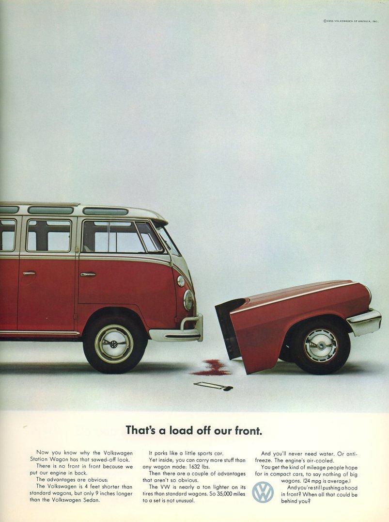 Thesamba Com Vw Archives 1963 Vw Bus Ads Brochure