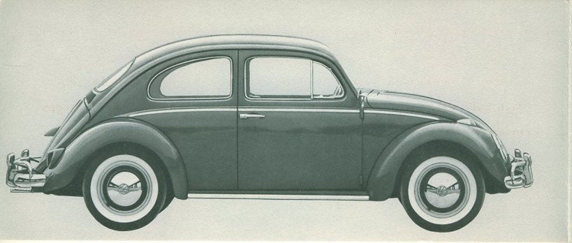 Volkswagen European Delivery >> Thesamba Com Vw Archives 1964 European Delivery Pamphlet