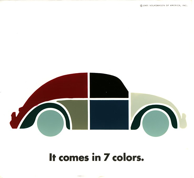 Thesamba Com Vw Archives 1966 Vw Beetle Colors