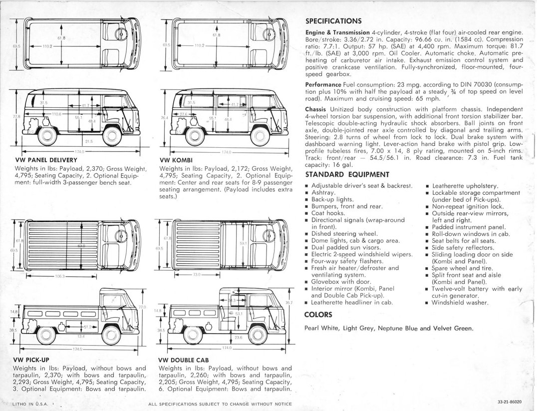 Thesamba Com    Bay Window Bus - View Topic