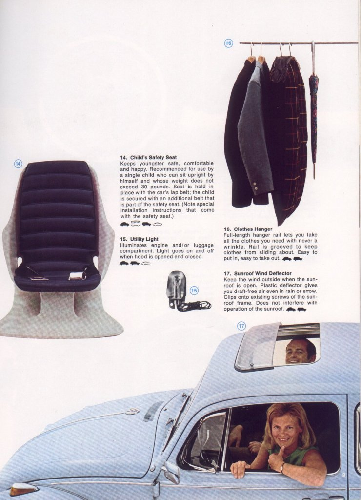 TheSamba com :: VW Archives - 1970 VW Accessories
