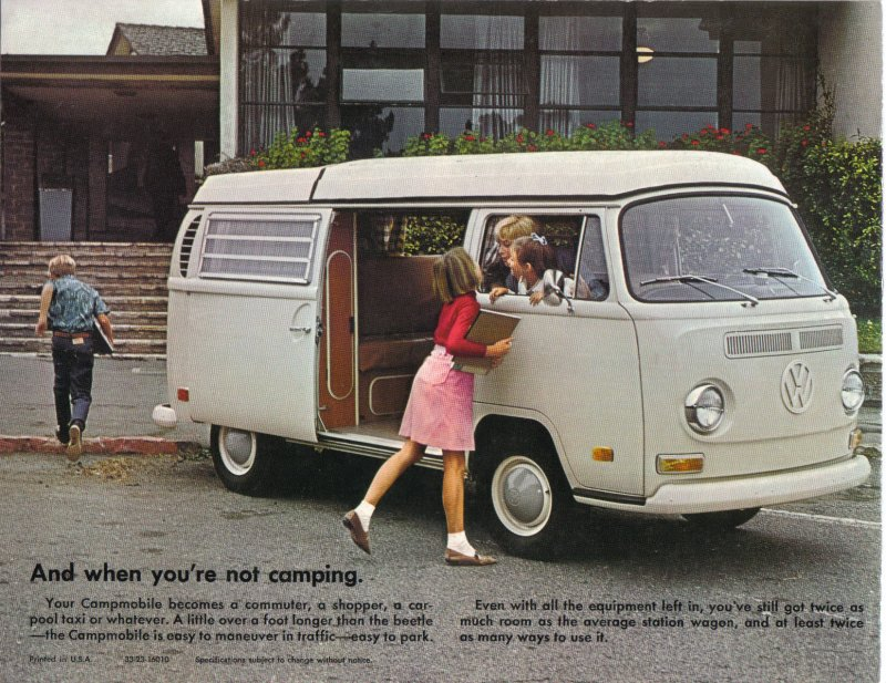 thesambacom vw archives  vw campmobile brochure