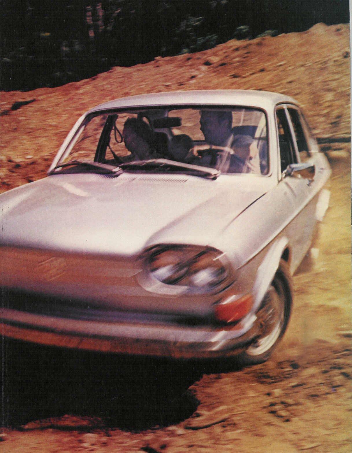 Lancia Fulvia 1l3 s Zagato (1972) Arriere Lancia Fulvia 1l3 s Zagato (1972)