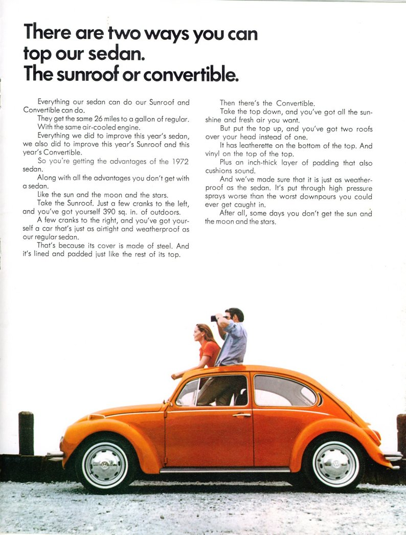 thesamba com 1972 vw super beetle brochure