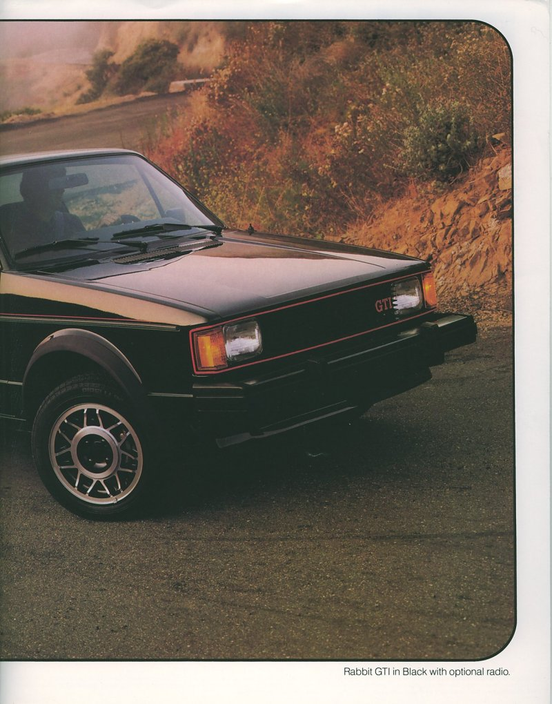 Vw Archives 1983 Rabbit Gti Sales Brochure Volkswagen Copyright 1996 2018 Everett Barnes All Rights Reserved Not Affiliated With Or Sponsored By Of America Forum Powered